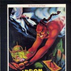 Cine: LA GRAN HISTORIA DEL CINE (TERENCI MOIX) CAPÍTULO 65. Lote 32193667