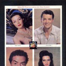 Cine: LA GRAN HISTORIA DEL CINE (TERENCI MOIX) CAPÍTULO 2 (CINE MODERNO Y ESPAÑO). Lote 32193859