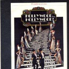 Cine: LA GRAN HISTORIA DEL CINE (TERENCI MOIX) CAPÍTULO 5 (CINE MODERNO Y ESPAÑO). Lote 32193898