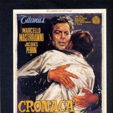 Cinéma: LA GRAN HISTORIA DEL CINE (TERENCI MOIX) CAPÍTULO 17 (CINE MODERNO Y ESPAÑO). Lote 32193973