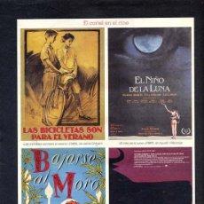 Cinéma: LA GRAN HISTORIA DEL CINE (TERENCI MOIX) CAPÍTULO 40 (CINE MODERNO Y ESPAÑO). Lote 32194107