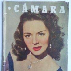 Cine: REVISTA CAMARA ,- Nº 203 ,- JUNIO 1951, PORTADA, ARLEEN WHELAN. Lote 32234279