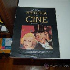 Cine: LA GRAN HISTORIA DEL CINE. DE TERENCI MOIX. CAPÍTULO 53. Lote 32275336
