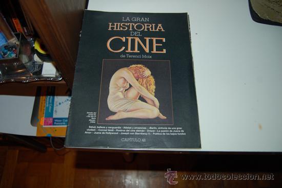 LA GRAN HISTORIA DEL CINE. DE TERENCI MOIX. CAPÍTULO 48 (Cine - Revistas - La Gran Historia del cine)