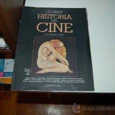 Cine: LA GRAN HISTORIA DEL CINE. DE TERENCI MOIX. CAPÍTULO 48. Lote 32275343