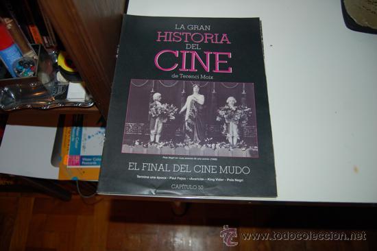 LA GRAN HISTORIA DEL CINE. DE TERENCI MOIX. CAPÍTULO 50 (Cine - Revistas - La Gran Historia del cine)