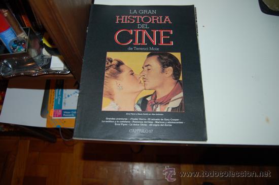 LA GRAN HISTORIA DEL CINE. DE TERENCI MOIX. CAPÍTULO 57 (Cine - Revistas - La Gran Historia del cine)