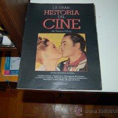 Cine: LA GRAN HISTORIA DEL CINE. DE TERENCI MOIX. CAPÍTULO 57. Lote 32275358