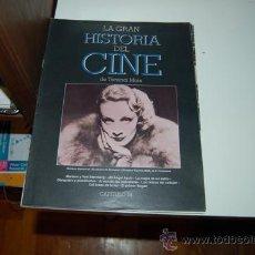 Cine: LA GRAN HISTORIA DEL CINE. DE TERENCI MOIX. CAPÍTULO 54. Lote 32275376