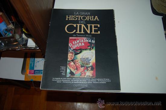 LA GRAN HISTORIA DEL CINE. DE TERENCI MOIX. CAPÍTULO 42 (Cine - Revistas - La Gran Historia del cine)