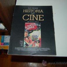 Cine: LA GRAN HISTORIA DEL CINE. DE TERENCI MOIX. CAPÍTULO 42. Lote 32275382