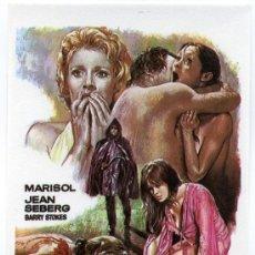 Cine: LA CORRUPCION DE CHRIS MILLER, CON MARISOL.. Lote 171714925