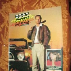 Cine: CLAQUETA Nº 0. FEBRERO 1989. KEVIN COSTNER. MICHELLE PFEIFFER. KELLY MCGILLIS. *. Lote 32357925