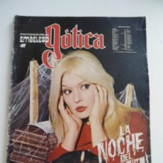 Cine: FOTONOVELA EMBELESO GOTICA . TERROR . ROLLAN . LA NOCHE DEL CRIMEN . Nº 130 . Nº 58/52 . 1974. Lote 32407350
