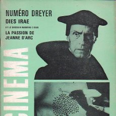 Cine: REVISTA CINEMA Nº 100 . Lote 32458561