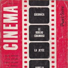 Cine: REVISTA CINEMA Nº 38 GUERNICA. Lote 32458863