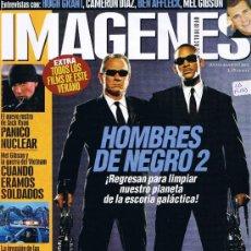 Cine: IMAGENES DE ACTUALIDAD - Nº 216 - 2002 - NICOLAS CAGE-JOHN WOO-MEL GIBSON-JACK RYAN. Lote 32608164