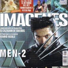 Cine: IMAGENES DE ACTUALIDAD - Nº 224 - 2003 - PIERCE BROSNAN - DE PALMA - STEPHEN KING - TOM RAIDER 2. Lote 32608429