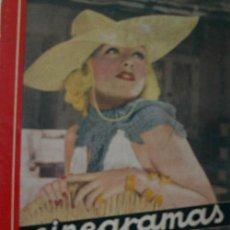 Cine: CINEGRAMAS. AÑO I. Nº 10. NOVIEMBRE 1934. Lote 32609549
