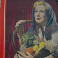 Cine: CINEGRAMAS. AÑO I. Nº 12. DICIEMBRE 1934.. Lote 32609568