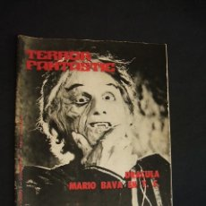 Cine: TERROR FANTASTIC - Nº 3 - DICIEMBRE 1971 - . Lote 34035256