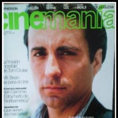 Cine: REVISTA CINEMANIA NUM. 10 JULIO 1996 - ANDY GARCIA, TOM CRUISE, ASSUMPTA SERNA, VAN DAMME. Lote 32822764