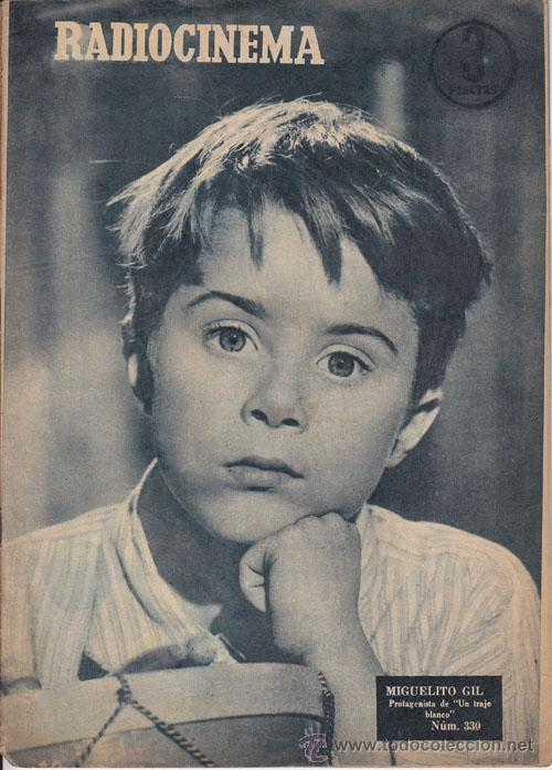 RADIOCINEMA. REVISTA CINEMATOGRÁFICA NACIONAL. Nº 330 (17 NOVIEMBRE 1956) (Cine - Revistas - Radiocinema)