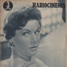 Cine: RADIOCINEMA. REVISTA CINEMATOGRÁFICA NACIONAL. Nº 238 (12 FEBRERO 1955). Lote 33133903