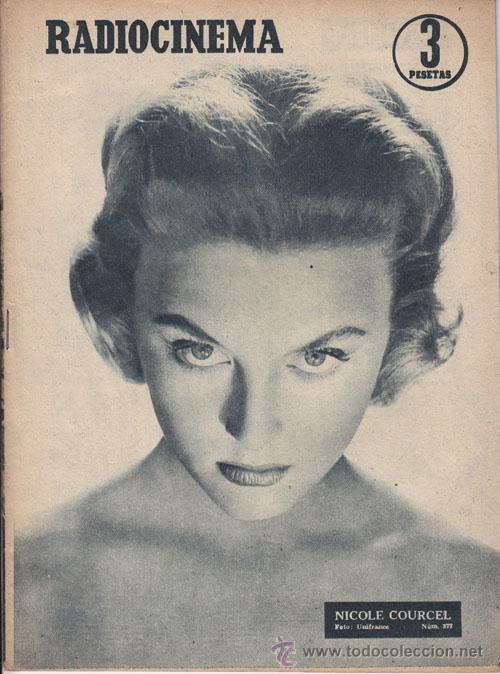 RADIOCINEMA. REVISTA CINEMATOGRÁFICA NACIONAL. Nº 377 (12 DE OCTUBRE 1957) (Cine - Revistas - Radiocinema)