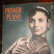Cine: PRIMER PLANO. REVISTA ESPAÑOLA DE CINEMATOGRAFÍA. Nº 840 - 18 NOVIEMBRE. 1956 - CONCHITA ORTIZ. Lote 33138820