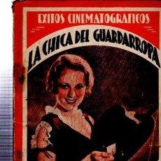 Cine: ÉXITOS CINEMATOGRÁFICOS, LA CHICA DEL GUARDARROPA, EDICIONES BISTAGNE. Lote 33216497