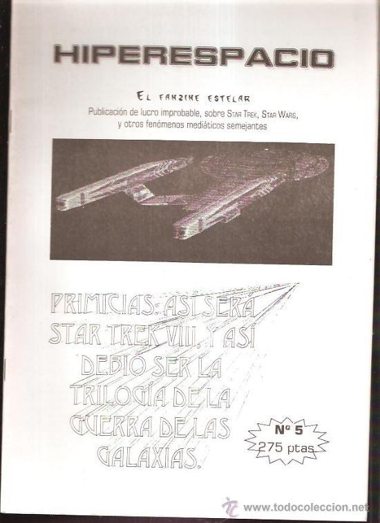 HIPERESPACIO 5 (Cine - Revistas - Otros)