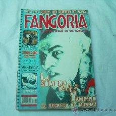 Cine: FANGORIA Nº 4 (SEGUNDA EPOCA), LA SOMBRA DEL VAMPIRO, BLAIR WITCH. Lote 193670366