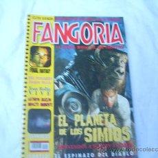 Cine: FANGORIA Nº 7,(SEGUNDA EPOCA),EL PLANETA DE LOS SIMIOS, FINAL FANTASY. Lote 193670476