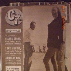 Cine: CINE EN 7 DIAS Nº 258 19-3-1966 SUSANN LORET. Lote 33360315