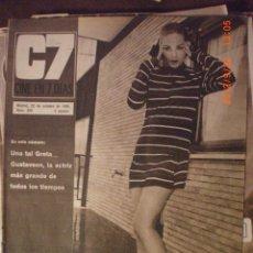 Cine: CINE EN 7 DIAS Nº 289 22-10-1966 BEBA LONCAR. Lote 33361817