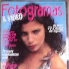 Cine: FOTOGRAMAS Nº 1.788 AGOSTO 1992. Lote 33865431