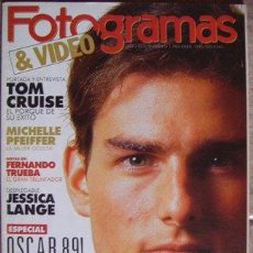 Cine: FOTOGRAMAS Nº 1.762 ABRIL 1990. Lote 33866116