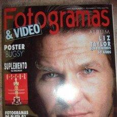 Cine: FOTOGRAMAS Nº 1.783 MARZO 1992. Lote 33866499