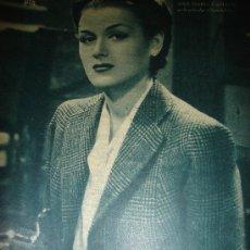 Cine: REVISTA PRIMER PLANO, AÑO VI, Nº 242, 1945,ANA MARÍA CAMPOY, AMPARITO RIVELLES, GREER GARSON,GREGORY. Lote 33918811