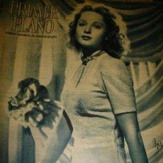 Cine: REVISTA PRIMER PLANO, AÑO VI, Nº 230, 1945, ELAINE SHEPARD, JANET GAYNOR, JOSE NIETO, ANGEL ANDRES. Lote 33919972