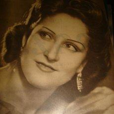 Cine: REVISTA PRIMER PLANO, AÑO III, Nº 66, 1942, ESTRELLITA CASTRO, DOLORES DEL RÍO, ILONA MASSEY, ALAN C. Lote 33920820