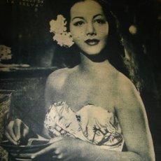 Cine: REVISTA PRIMER PLANO, AÑO VI, Nº 236, 1945, MARIA MONTEZ, ELFIE MAYERHOFER, JOAQUÍN PARDAVÉ. Lote 33922293