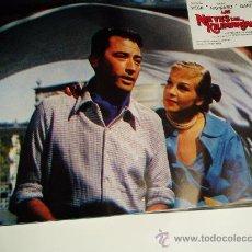 Cine: LAS NIEVES DEL KILIMANJARO 12 CARTELES DE ESTA MITICA PELICULA-34X24. Lote 33974534