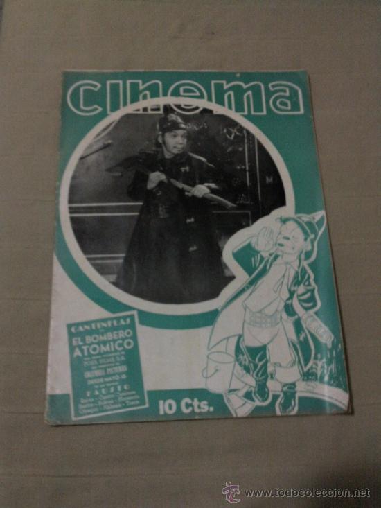 5 REVISTAS DE CINE 4 CINEMA ,1 CINE MUNDO (Cine - Revistas - Cinema)