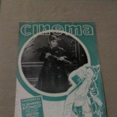 Cine: 5 REVISTAS DE CINE 4 CINEMA ,1 CINE MUNDO. Lote 34065931