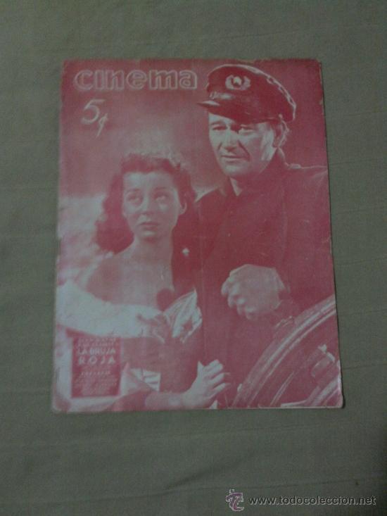 Cine: 5 revistas de cine 4 cinema ,1 cine mundo - Foto 2 - 34065931