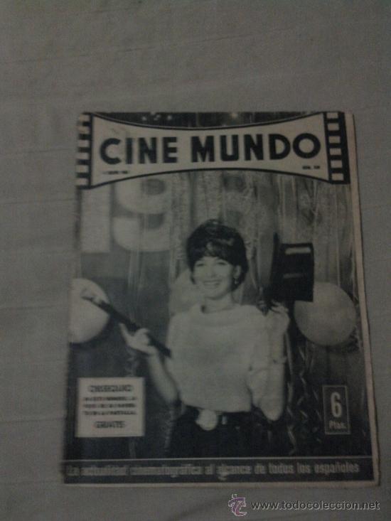 Cine: 5 revistas de cine 4 cinema ,1 cine mundo - Foto 4 - 34065931