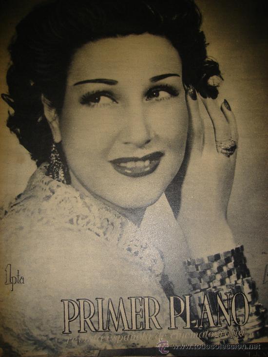 REVISTA PRIMER PLANO, 1944, AÑO V, Nº 184, POLITA BEDRÓS, CONCHITA MONTES, JOSITA HERNÁN (Cine - Revistas - Primer plano)