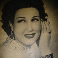 Cine: REVISTA PRIMER PLANO, 1944, AÑO V, Nº 184, POLITA BEDRÓS, CONCHITA MONTES, JOSITA HERNÁN. Lote 134861594